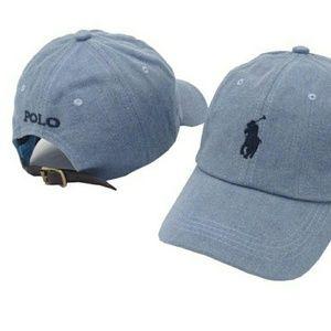 Ralph Lauren Denim Hat